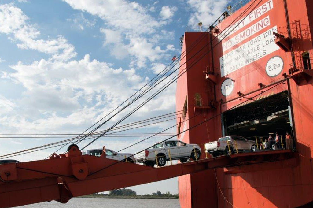 Nissan Frontier Exportación