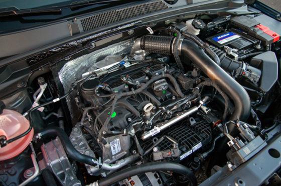 Motor del Nuevo Onix