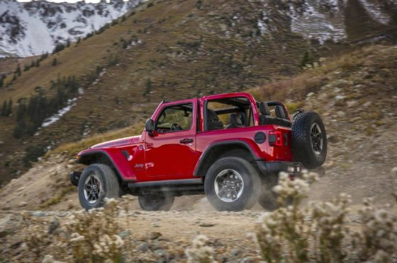 Jeep Wrangler Rubicon 2020