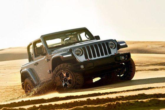 Jeep Wrangler Sport 2020
