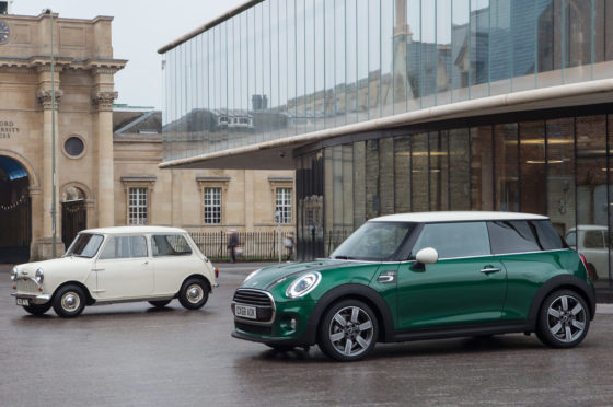 MINI Edición especial 60 Year