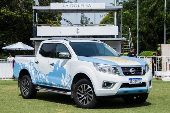 Nissan Frontier Cambiaso