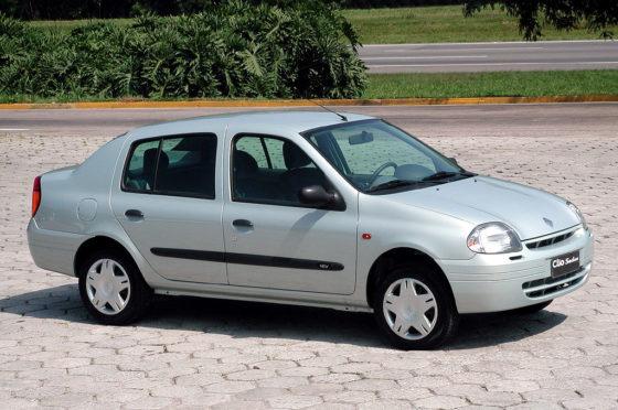Renault Clio II sedán