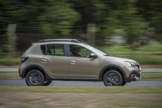 Nuevo Renault Stepway 2020