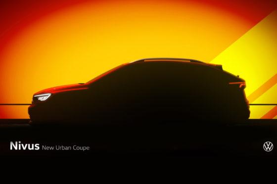 Teaser del VW Nivus