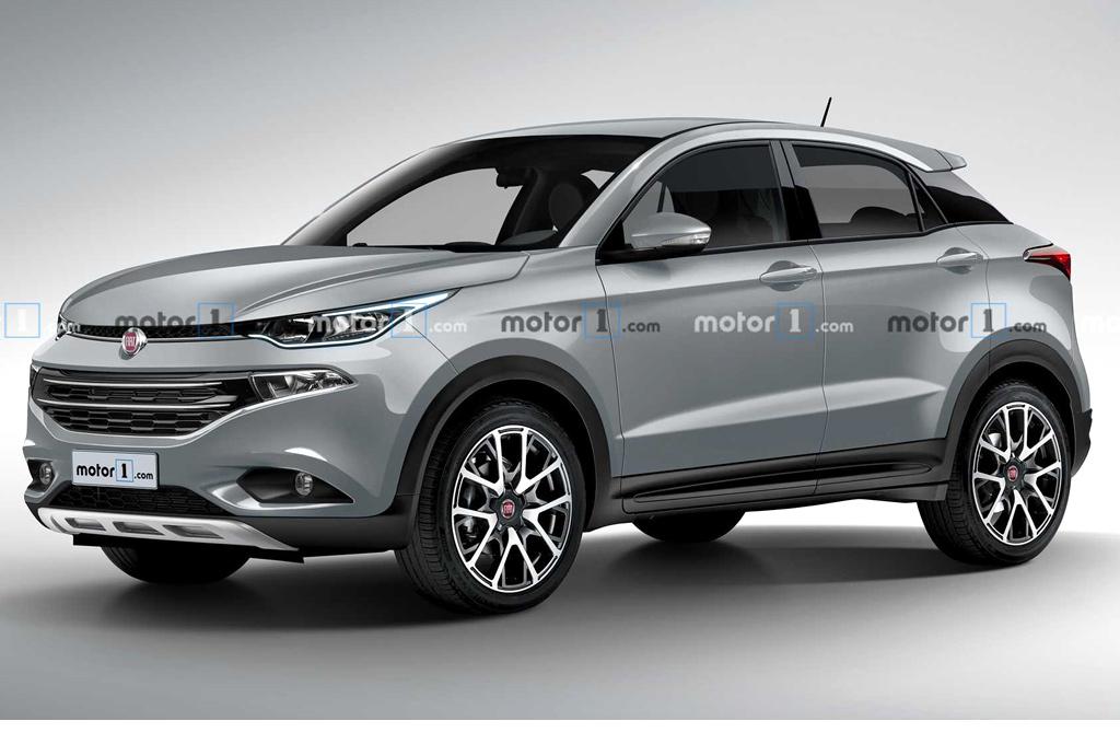 Fiat SUV Argo - Recreación de Motor 1