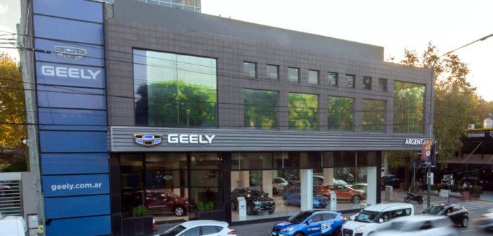 Argentina: la marca china Geely será representada por Ditecar