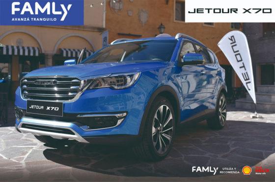 Jetour X70