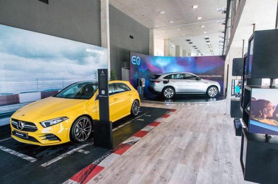 Mercedes-Benz en Cariló 2020