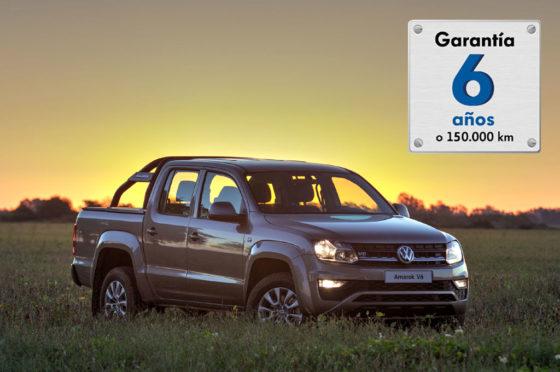 VW Amarok - Garantía
