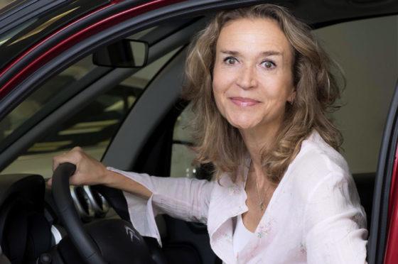 Valère Lourme - directora de MKT de Citroen