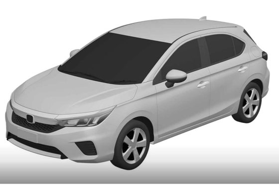 Honda City Hatchback