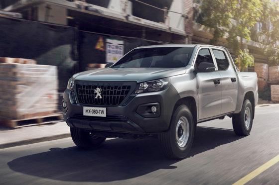 Pick-up Peugeot Landtrek Cabina Doble Base
