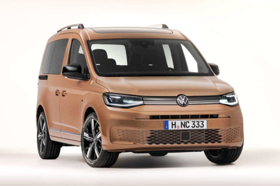 Nuevo VW Caddy