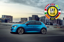 Peugeot 208 Car Of The Year