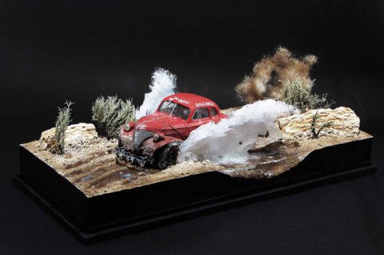 TC Dioramas - Fangio