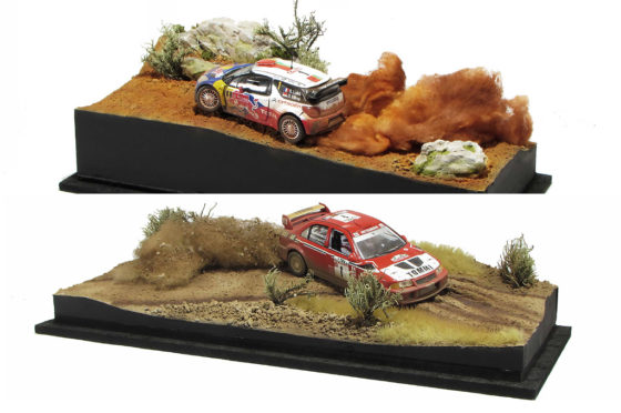 TC Dioramas - Rally