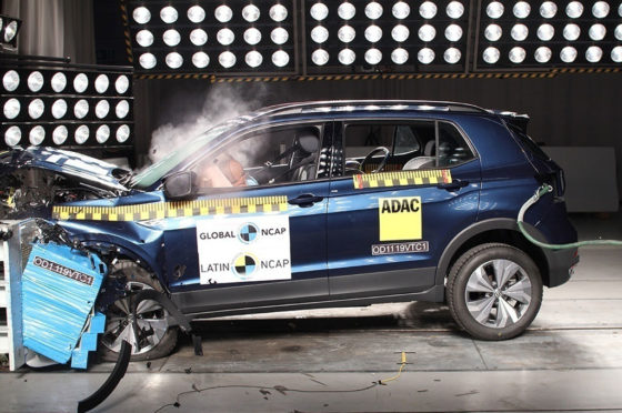 VW T-Cross LatinNCAP