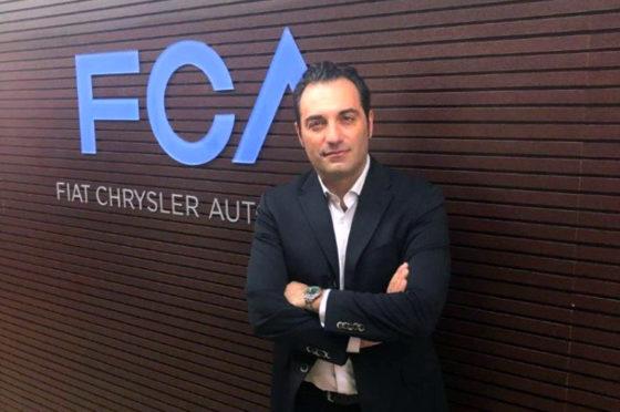 Antonio Filosa, presidente de FCA para América Latina.