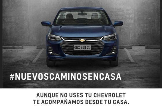 Chevrolet extiende los plazos de la garantía