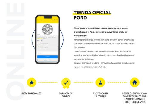 Ford en Mercado Libre