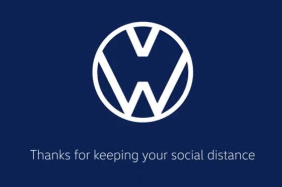 VW Distanciamiento