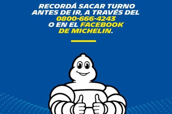 Michelin centros Covid-19