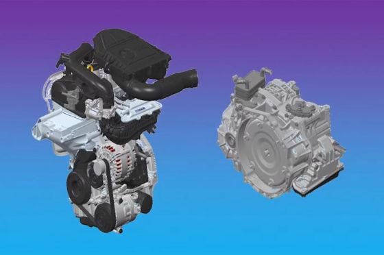 Motor TSI 200 del Nivus