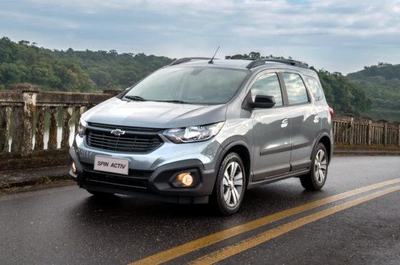 Chevrolet Spin Activ MY 2021