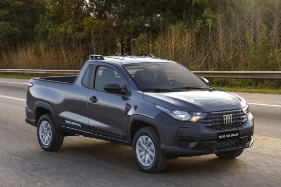 Nueva Fiat Strada Endurance Cabina Plus
