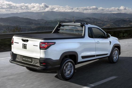 Nueva Fiat Strada Freedom Cabina Plus