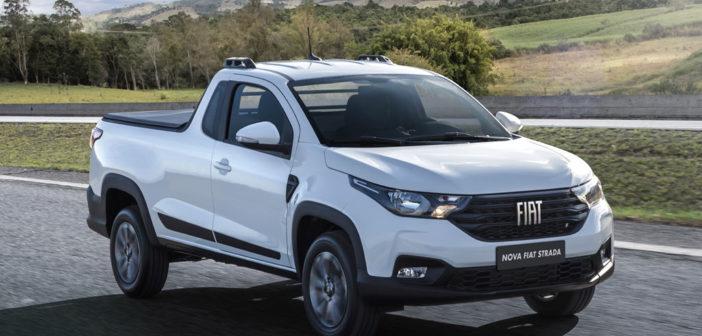 Fiat presentó en Brasil la Nueva Strada: se lanza a fin de julio en Argentina