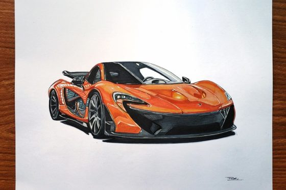 Florencia Proletti - McLaren