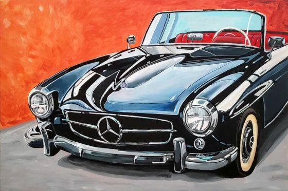 Florencia Proletti - Mercedes Benz