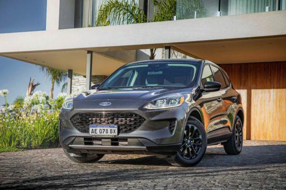 Nueva Ford Kuga Híbrida