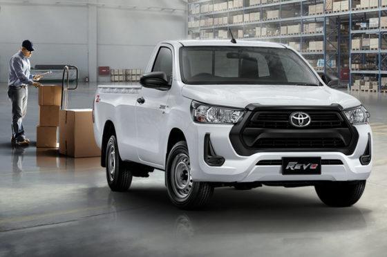 Toyota Hilux Cabina Simple Tailandia