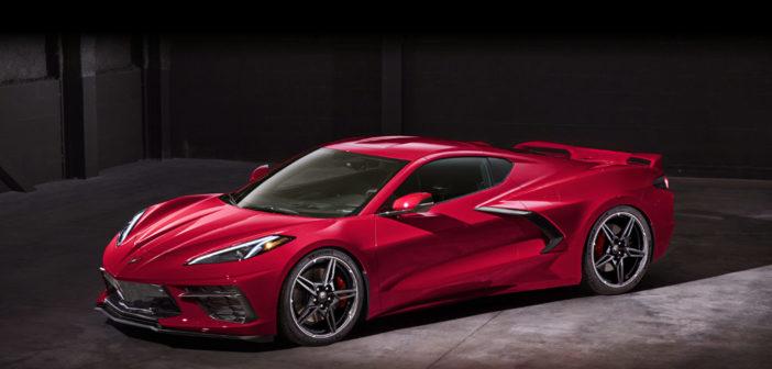 El particular regalo que reciben los compradores del Corvette 2020