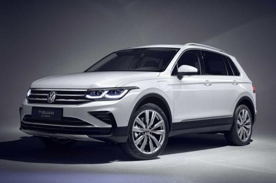 VW Nuevo Tiguan 2021