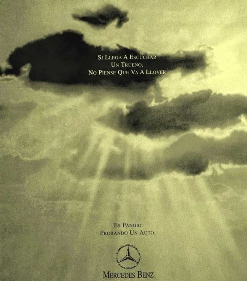 Fangio - Mercedes-Benz Argentina - Ogilvy