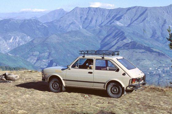 Fiat 127 Rustica