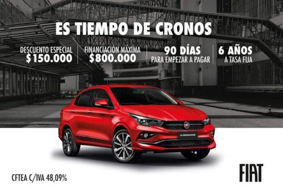 Fiat Cronos Promo