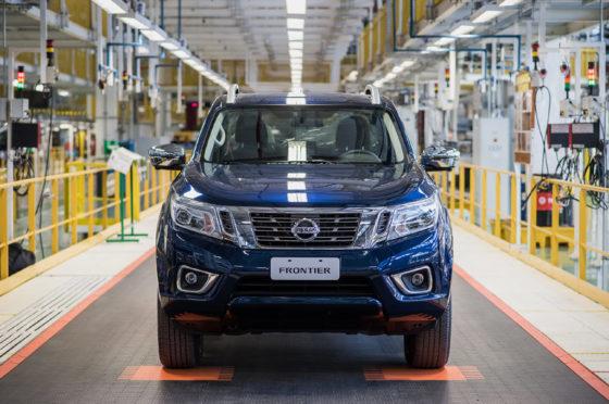 Nissan Frontier Inversión
