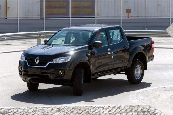 Renault Alaskan pre-serie