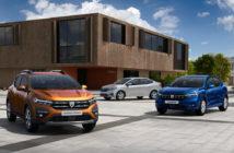 Dacia Sandero y Logan 2021-01