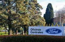 Ford Planta Pacheco
