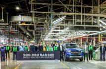 Ford Ranger 900 mil unidades