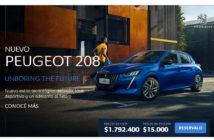 Nuevo Peugeot 208 financiación