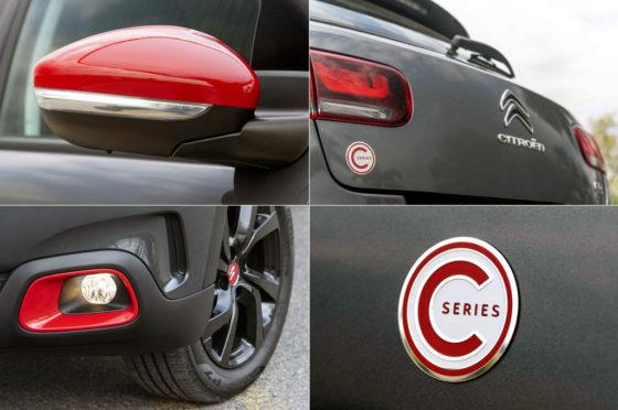 Citroen C4 Cactus C-Series