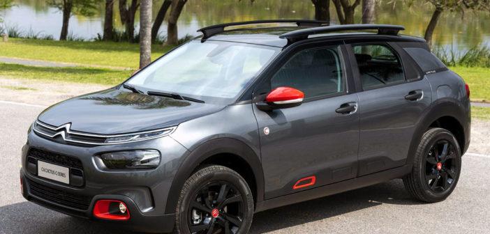 Argentina: Citroën lanza la edición limitada C4 Cactus «C-Series»