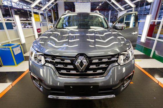 Renault Alaskan - Santa Isabel